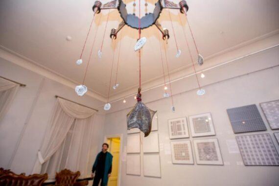 Näitus Tallinna Õpetajatemaja galeriis
